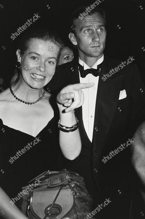 Lady Helen Windsor with Her Boyfriend David Flint Wood