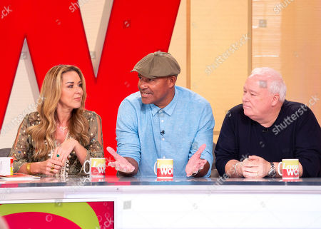 Claire Sweeney, Louis Emerick, Michael Starke