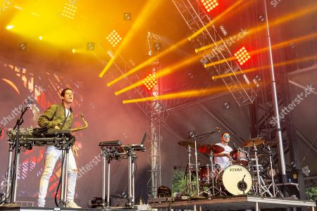Big Gigantic - Dominic Lalli and Jeremy Salken