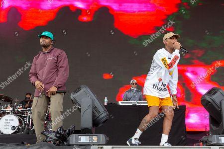 N.E.R.D. - Chad Hugo and Pharrell Williams