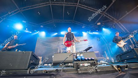 Stock Image of Peter Hook