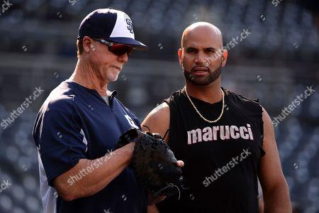 Editorial photo of Angels Padres Baseball, San Diego, USA - 14 Aug 2018