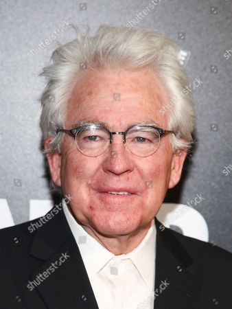"""Ron Yerxa attends the premiere of """"Juliet, Naked"""" at Metrograph, in New York"""