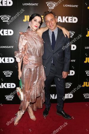 Sarah Sophie Flicker and Jesse Peretz (Director)