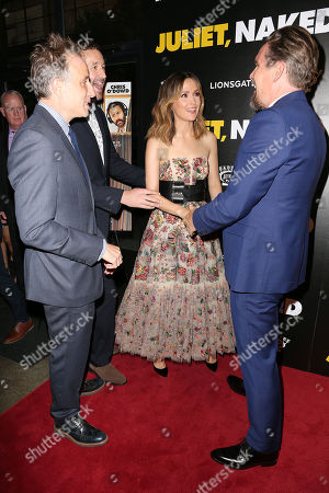 Chris O'Dowd, Jesse Peretz, Rose Byrne and Ethan Hawke