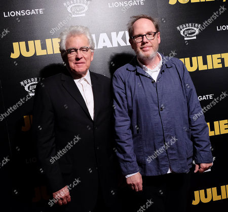 Editorial photo of The New York Premiere of 'JULIET, NAKED' presented by SVEDKA Vodka, Arrivals, New York, USA - 14 Aug 2018