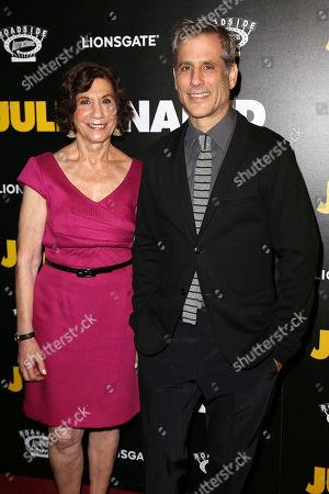 Jane Mendel-Wyker and Barry Mendel (Producer)