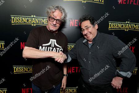 Mark Mothersbaugh, Composer, Josh Weinstein, Executive Producer,