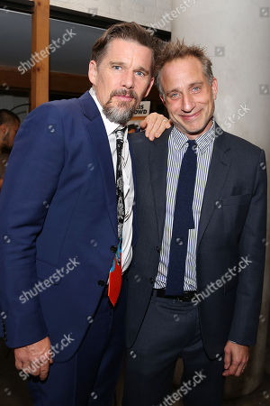 Ethan Hawke and Jesse Peretz (Director)