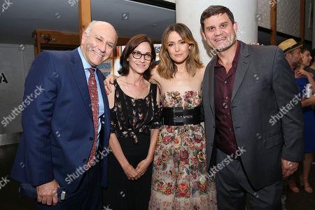 Jason Constantine, Eda Kowan, Rose Byrne and Howard Cohen