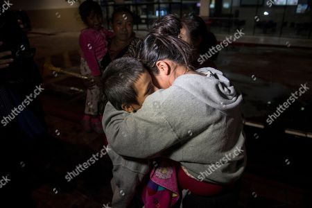 Editorial photo of Immigration Separated Families, Guatemala City, Guatemala - 14 Aug 2018