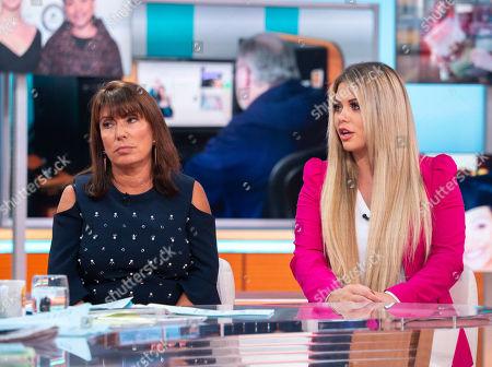 Editorial photo of 'Good Morning Britain' TV show, London, UK - 15 Aug 2018