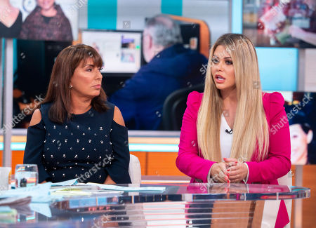 Editorial photo of 'Good Morning Britain' TV show, London, UK - 15 Aug 2018