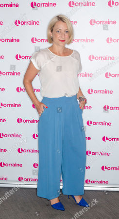 Editorial picture of 'Lorraine' TV show, London, UK - 15 Aug 2018