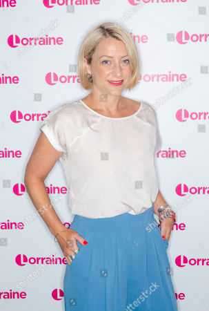 Editorial photo of 'Lorraine' TV show, London, UK - 15 Aug 2018