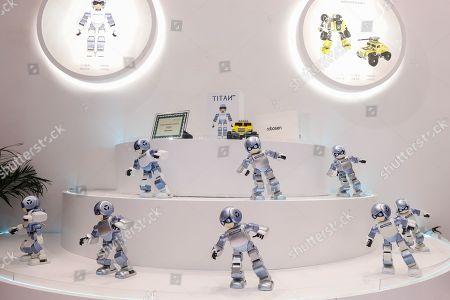 World Robot Conference Beijing Stock Photos Exclusive Shutterstock
