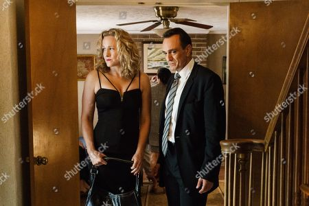 Katie Finneran as Lucy Brockmire, Hank Azaria as Jim Brockmire