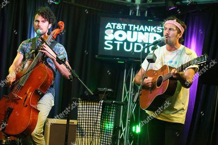 Tall Heights - Tim Harrington and Paul Wright