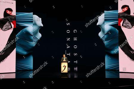 Stock Picture of Lyndon Terracini, Ghost Sonata