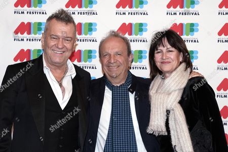 Editorial picture of Working Class Boy world premiere in Melbourne, Australia - 16 Aug 2018