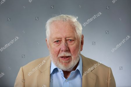 Stock Picture of Roy Hattersley  British Politician
