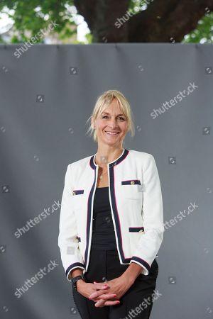 Stock Photo of Louise Minchin British journalist