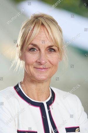Stock Picture of Louise Minchin British journalist