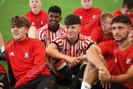 Editorial photo of Sunderland Club Community Education Sheme, EFL, Beacon of Light, Sunderland, UK - 16 Aug 2018