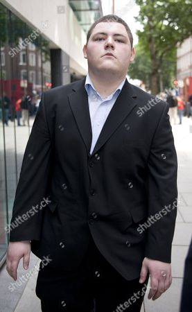 Editorial image of Harry Potter actor Jamie Waylett at Westminster Magistrates Court, London, Britain - 16 Jul 2009