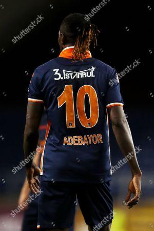 Emmanuel Adebayor of Istanbul Basaksehir