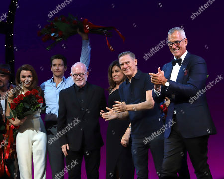 """Editorial picture of """"Pretty Woman: The Musical"""" Broadway Opening Night, New York, USA - 16 Aug 2018"""