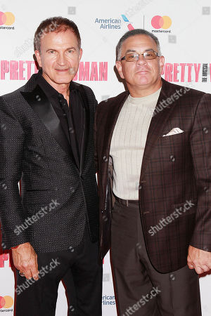 """Editorial picture of Opening night of """"Pretty Woman :The Musical"""", New York, USA - 16 Aug 2018"""