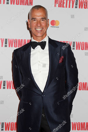 """Editorial photo of Opening night of """"Pretty Woman :The Musical"""", New York, USA - 16 Aug 2018"""
