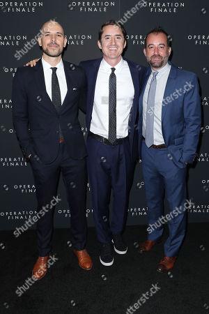 Fred Berger, Brian Kavanaugh-Jones, Jason Spire (Producers)