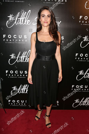 Editorial picture of New York Premiere of FOCUS FEATURES' 'THE LITTLE STRANGER', USA - 16 Aug 2018