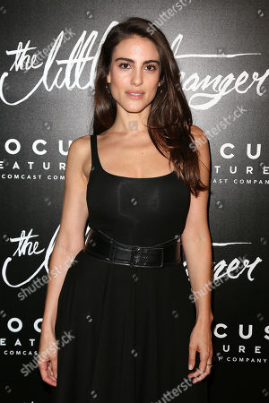 Editorial image of New York Premiere of FOCUS FEATURES' 'THE LITTLE STRANGER', USA - 16 Aug 2018