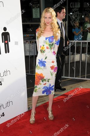 Editorial image of LA Premiere Of 'The Ugly Truth'