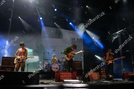 Editorial photo of Paredes de Coura music festival, Portugal - 17 Aug 2018