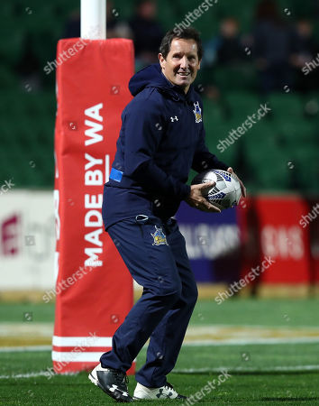 Robbie Deans, Head Coach of the Panasonic Wild Knights