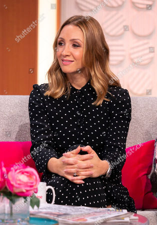 Editorial photo of 'Lorraine' TV show, London, UK - 17 Aug 2018