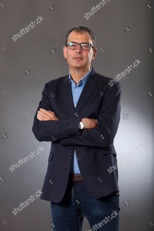 Stock Image of David Runciman Political scientist