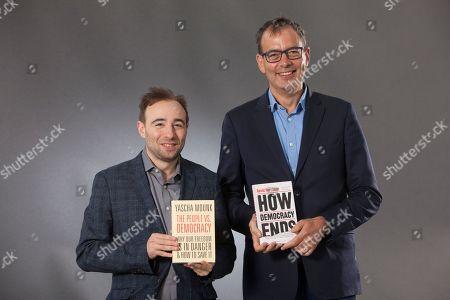 Editorial picture of Edinburgh International Book Festival, Scotland, UK - 17 Aug 2018