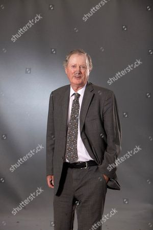 Stock Picture of Ferdinand Mount British writer, appears in Edinburgh International Book Festival. Edinburgh International Book Festival is the bigger book event in all Europe.