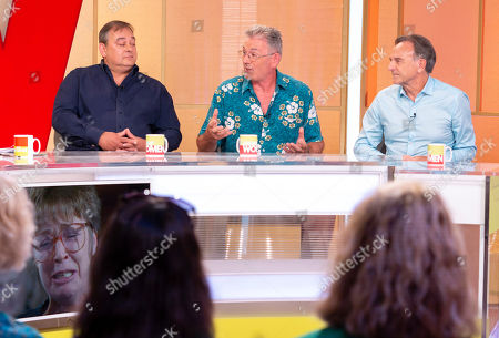 Editorial image of 'Loose Women' TV show, London, UK - 17 Aug 2018