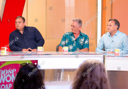 Nigel Pivaro, Owen Aaronovitch and Brian Capron