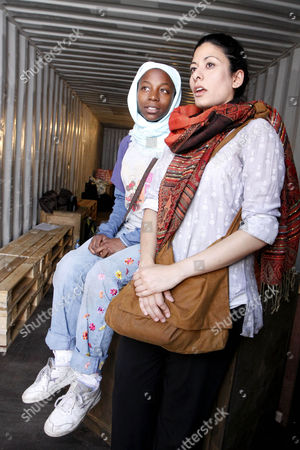 Editorial picture of 'The Container' play at the Young Vic, London, Britain - 14 Jul 2009