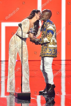 Editorial picture of MTV Video Music Awards, Show, New York, USA - 20 Aug 2018