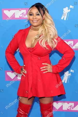 Editorial photo of MTV Video Music Awards, Arrivals, New York, USA - 20 Aug 2018