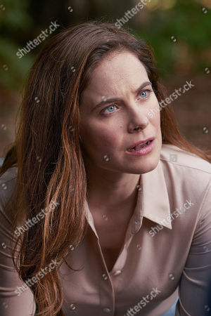 Stock Picture of Caroline Dhavernas as Dr. Mary Harris