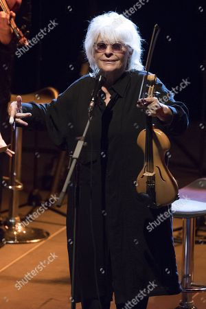 Editorial photo of Catherine Lara in concert, Mandelieu La Napoule, France - 16 Aug 2018